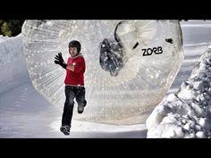 Топ ЛУЧШИХ идей для зимних развлечений - YouTube
