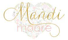 Mandi Moore Blog- Li