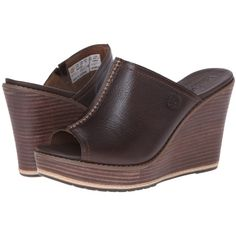 38a0fc1d5125 Timberland Earthkeepers Danforth Mule Brown - Zappos.com Free Shipping BOTH  Ways Cruise Wear