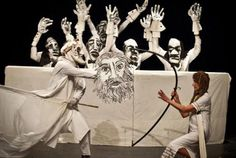 Review: Bread and Puppet: The Return of Ulysses - Theater - Time Out Boston
