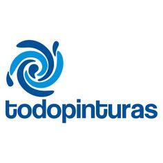 logotipo de la empresa de pintura Todopinturas