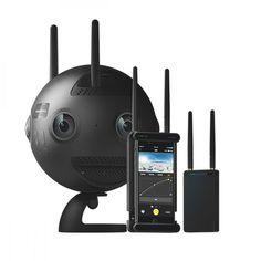 Панорамная камера Insta360 Pro 2 (Standard) Adobe Premiere Pro, Sierra Leone, Uganda, Iphone 7 Plus, Montenegro, Vr Camera, Audio, Sports Camera, Virtual Reality