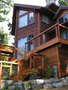 Best 1000 Images About Cedar Sided Home On Pinterest Cedar 400 x 300