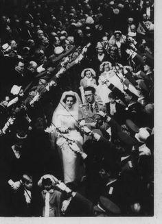 Los restos mortales de la reina Fabiola llegan al palacio de Laeken