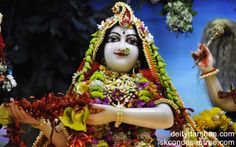 To view Radha Close Up Wallpaper of ISKCON Chowpatty in difference sizes visit - http://harekrishnawallpapers.com/srimati-radharani-close-up-wallpaper-058/