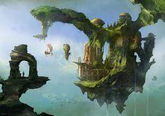 Concept Art World » Ioan Dumitrescu
