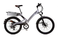 Shima - Electric Bike | A2B Speed 45km/h (28mph) Range up to 60 km (37.2mi)