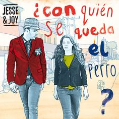 Jesse y Joy. This cd has not stop playing in my car since I bought it.