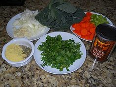 Fergie's Collard Green and White Bean Soup