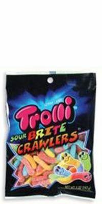 Trolli Gummy Sour Worms