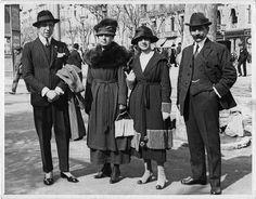 Barcelona 1919 desconocidos   by fotovintage.com
