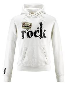 Felpa BeAW uomo 100% cotone garzato tema Rock Music con stampa ad acqua ed inserti floccati.    Prezzo: 29.90€    SHOP ONLINE: http://www.aw-lab.com/shop/uomo/abbigliamento/felpe/felpa-beaw-rock-music-9191450