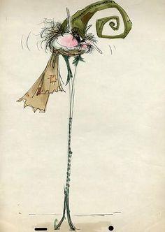 El arte de Tim Burton