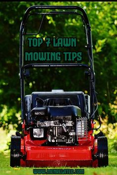 Lawn Mowing is one of the most important jobs in the garden in both spring and summer. Many of you do it regularly, but you should learn how to do it properly. Here are Men Related�s 7 Lawn Mowing Tips.