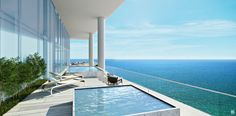 Turnberry Ocean Club to Feature Sexy Duplexes, Pet Retreat, Outdoor Fitness, Etc - Rendering Alert - Curbed Miami
