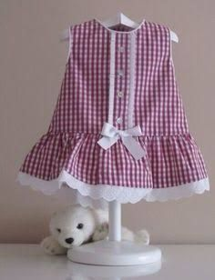 You searched for Resultado - LastStepPin Toddler Dress, Toddler Outfits, Toddler Girl, Kids Outfits, Little Dresses, Little Girl Dresses, Girls Dresses, Baby Dress Design, Vintage Baby Clothes