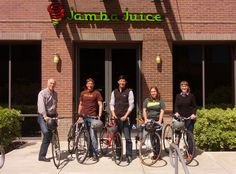 East Bay Bike Coalition recognizes bike friendly businesses.