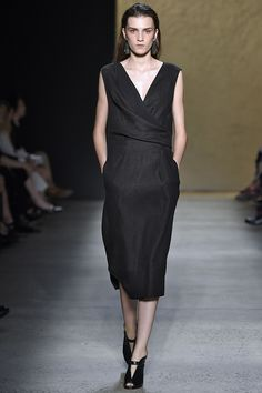 Narciso Rodriguez Spring 2016 Look 30