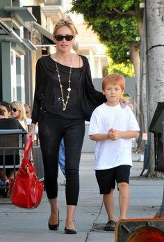 Babie letá: 50+: Street Style 50+ /Sharon Stone/