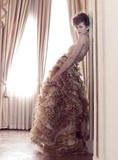 In love with Stefania Morland's designs!! so feminine, so beautiful!!