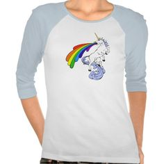 Rainbow Unicorn Shirt