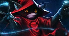 ORKO - Masters of the Univers by antoniodeluca.deviantart.com on @deviantART