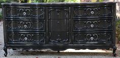 Ornate French Provincial Paris Chic 9 by ShabbyChicFairytale, $499.99