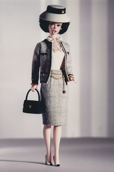 coco chanel - Barbie Doll