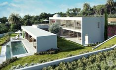 Brand New Villa in one of Europes most exclusive resorts in Casares Spain for sale on JamesEdition
