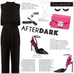 After Dark: Party Outfit