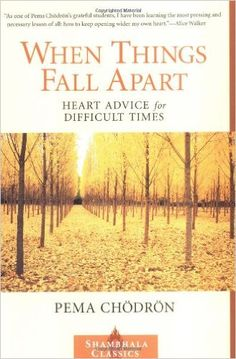 When Things Fall Apart: Heart Advice for Difficult Times (Shambhala Classics) by Pema Chodron /// (Reading list on YTT) Reading Lists, Book Lists, When Things Fall Apart, Books Everyone Should Read, Pema Chodron, Religious Books, Falling Apart, Social Science, The Life