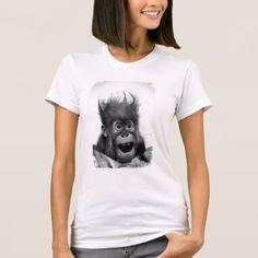 DON'T PANIC T-Shirt - white gifts elegant diy gift ideas