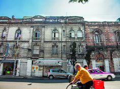 Un viaje en el tiempo a través de la arquitectura de esta antigua colonia de la Ciudad de México. Los lugares más emblemáticos de la San Rafael.