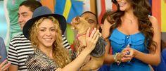 Shakira Participa do Programa Despierta America e Já Está a Caminho do Brasil