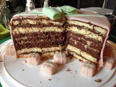 CHEZ LUCIE: Narozeninový dort k patnáctinám