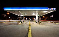 Mobil Gas Station in Brooklyn, NY by tibidabobcn, via Flickr