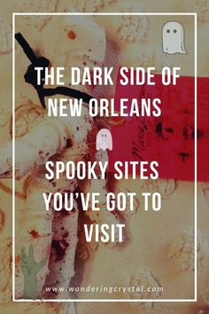Dark Travel in New Orleans, things to do in New Orleans, Spooky things to do in New Orleans, ghost tours in the French Quarter, things to do in the french quarter New Orleans, French Quarter history, tours in New Orleans, cemeteries in New Orleans, Voodoo history in New Orleans, Marie Laveau's House of Voodoo, Voodoo Queen of New Orleans, things to do in NOLA, wanderingcrystal, haunted places to visit in New Orleans, vampires in New Orleans, St Louis Cemetery No 1 #NewOrleans #DarkTravel #USA Tours New Orleans, New Orleans Vacation, Visit New Orleans, New Orleans Travel, New Orleans Trip, Nola Vacation, Couples Vacation, Mini Vacation, Vacation Planner