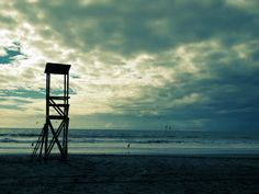 Araucanía: Arauco, Chile. Photo by Patricio Huidobro. #travel #Chile #Arauco #beach #sunset #landscape