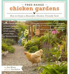 With step-by-step instructions for creating a beautiful and functional space for keeping chickens, Chicken Gardens covers everything a gardener will need to know - from the basics of raising chickens and acclimatizing the birds to the garden, to how to create the perfect chicken-friendly garden design and build innovative coops.