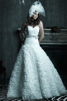Allure Couture Spring 2012 Bridal Collection | Wedding Inspirasi