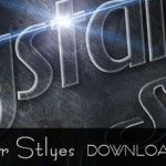Download Free PS Glass Styles
