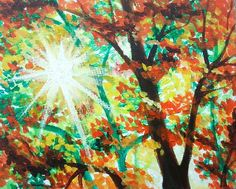 Paint Nite Sacramento | Bunz Sports Bar and Grill 08/25/2015