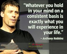 Tony Robbins has changed lives of several people through his inspirational speeches, guiding them all to success. There is an amazingly large collection of Tony Robbins quotes, purely because he sp… Now Quotes, Great Quotes, Quotes To Live By, Power Of Words Quotes, Focus Quotes, Change Quotes, Attitude Quotes, Positive Thoughts, Positive Quotes
