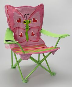 Another great find on #zulily! Bella Butterfly Chair #zulilyfinds