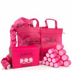 Sleep In Rollers Mega Bounce Gift Set In Box $40