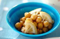 バターで炒めたヒヨコ豆とレモンを一緒に煮た一品。ほんのりとした甘さが美味。ヒヨコ豆のバターレモン煮[洋食/煮もの]2011.02.21公開のレシピです。