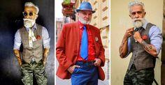 Když se postarší pánové oblékají jako mladí hipsteři