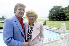 В гостях у мистера и миссис Трамп, 1987 год http://chert-poberi.ru/interestnoe/v-gostyax-u-mistera-i-missis-tramp-1987-god.html