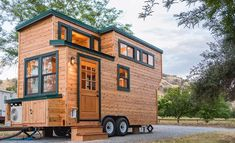 tiny houses in dc. tiny houses on wheels fall under the same jurisdiction as rvs. but does this belong in dc t