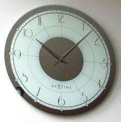 Hodiny na stenu Nextime FANCY 43cm Clock, Wall, Home Decor, Watch, Interior Design, Clocks, Home Interiors, Decoration Home, The Hours